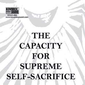Hamlet s capacity for self sacrifice