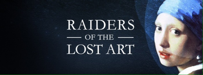 Raiders Of The Lost Art.
