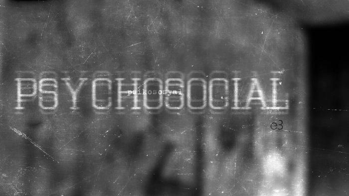 Psycho Social.